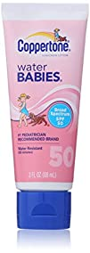 Coppertone Water Babies SPF 50 Sunscr…