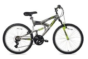 Northwoods Aluminum Full Suspension Mountain Bike by Northwoods