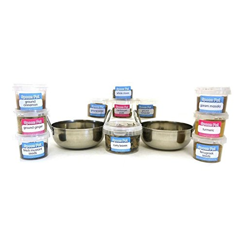 Cooking Kit - Indian Balti Set (Balti Cooking compare prices)