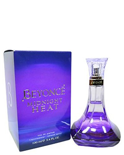 Beyonce Midnight Heat Eau de Parfum, Donna, 100 ml