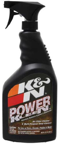 K&N 99-0621 Air Filter Cleaner and Degreaser - 32 oz. Trigger Sprayer (Drive Works Air Filter compare prices)