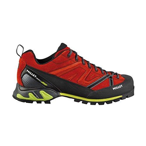 Millet, Scarpe da trekking e escursionismo Uomo, rosso (rosso - rosso), 41