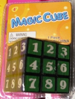 1 piece Magic Cube
