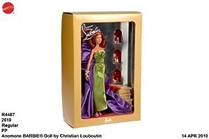 Christian Louboutin Dolly Anemone Barbie NRFB