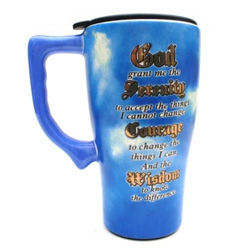 Serenity Prayer Coffee Cup