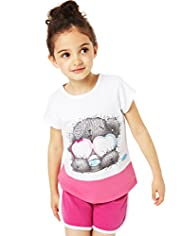Pure Cotton Tatty Teddy Sunglass T-Shirt