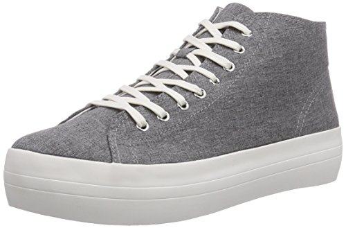 Vagabond Keira, Sneaker alta donna, Grigio (grigio ( Grigio Scuro)), 38