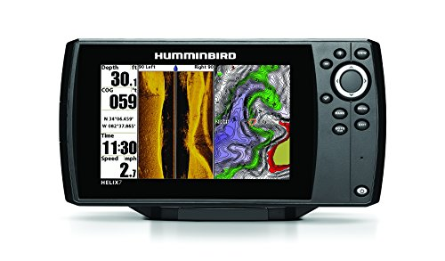 Humminbird 409850-1 Helix 7 SI GPS/Fishfinder with Side Imaging Sonar primary