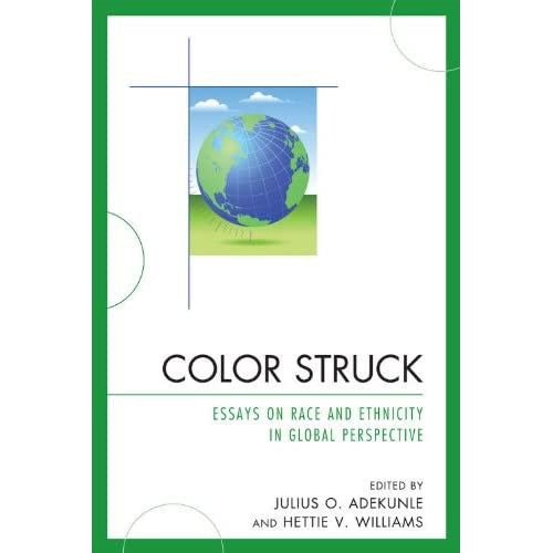 Color Struck Book