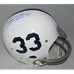 Jack Ham Autographed Signed Penn State Nittany Lions Throwback Rk Helmet - As Is -...