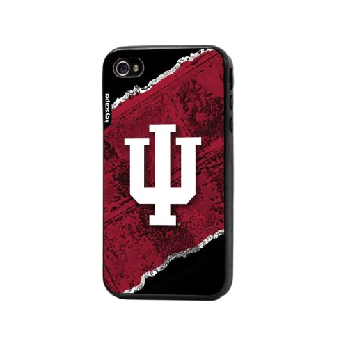 Indiana Hoosiers Iphone 4/4S Bumper Case Brick Ncaa