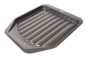 Fox Run Brands 44516 Non-Stick French Fry Pan, 39 by 34 by 2.7cm