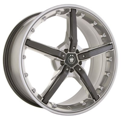 Konig Hotswap Mirror Paint - 18 X 7.5 Inch Wheel