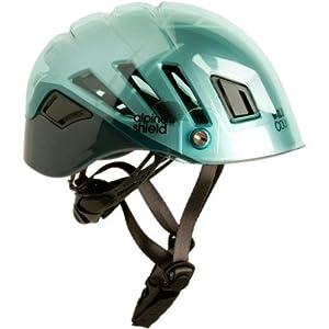 Wild Country Alpine Shield Climbing Helmet Silver, One Size