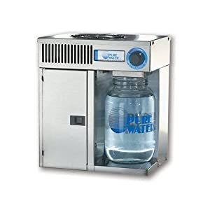 NEW Mini-Classic ll Counter Top Pure Water Distiller
