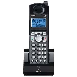 RCA 25055RE1 Dect_6.0 1-Handset 2-Line Landline Telephone