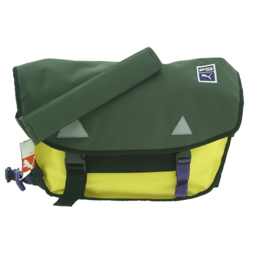 Puma Traction Courier Bag - Green