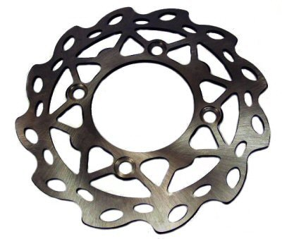 Buy Low Price Jaguar Power Sports Dirt Bike Rear Disc Brake Rotor (B007PC7ZE0)