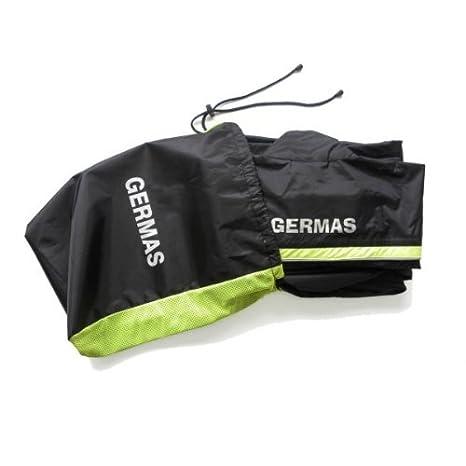 Germas 970. 01-52 Regenset L combinaison 2 pièces pantalon et veste de moto pour enfant multicolore taille L :