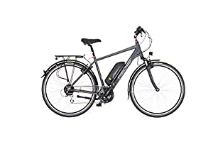 Fischer Herren E-Bike Trekking 24-Gang Proline ETH 16066, 28 zoll, 19173-6