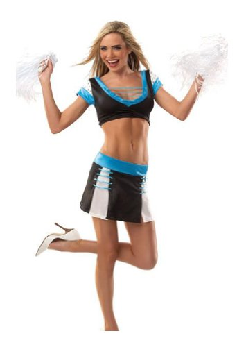 Halftime Cheerleader Women's (M/L)