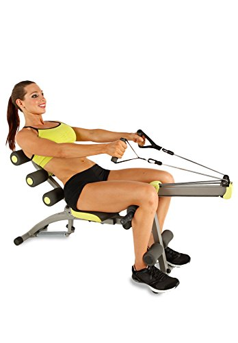 WonderCore 2 with built in Twisting Seat and Rower