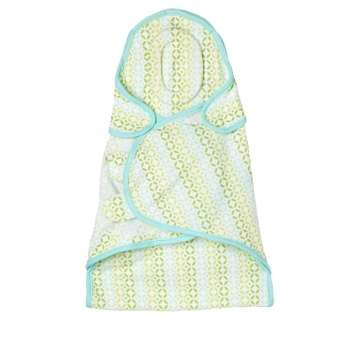Owls Snooze Swaddle front-411148