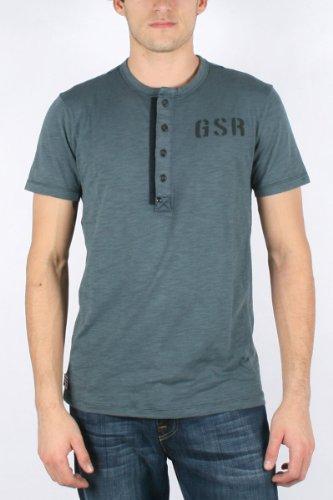 G-Star Raw - Mens Aero Grd T-Shirt in Legion Blue, Size: XX-Large, Color: Legion Blue