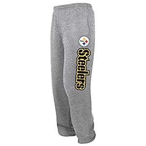 Pittsburgh Steelers Gray Sweatpants Critical Victory VIII (8) at Steeler Mania