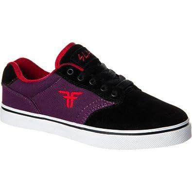 Amazon.com: Fallen Slash Kids Skate Shoe (Little Kid/Big Kid),Black