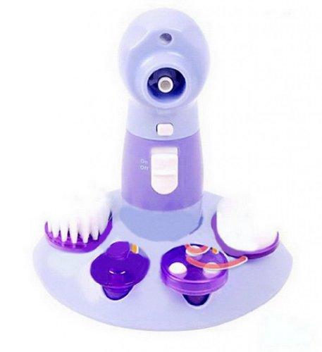 EOZY 4 in 1 Power Gesichts-Reiniger Power Face Cleaner - Beauty Schönheit Face Wash Gesichtspflege Cleaner Machine