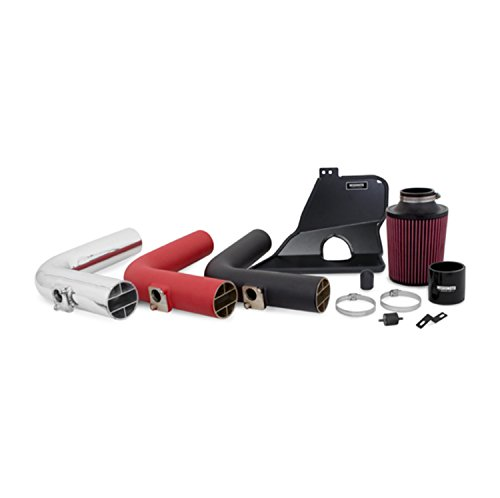 Mishimoto MMAI-STI-15WRD Wrinkle Red Performance Cold-Air Intake (2015 Sti Cold Air Intake compare prices)