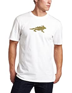 Horny Toad Men's MS Toad Classic T-Shirt, Small, White