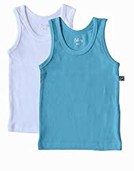 Babeez 2pc Vests / Banyan for Baby Boy