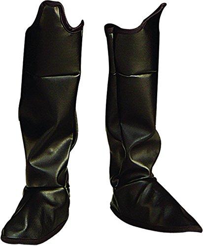 Rubie's Costume Children Zorro Deluxe Costume Boot Tops (Mask Of Zorro Sword)