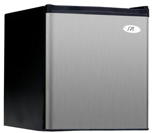 Sunpentown RF-180SS 1.8cu.ft Compact Refrigerator - Stainless Steel - ENERGY STAR