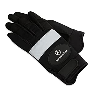 Mens Mercedes Gloves