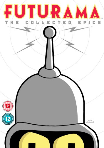 Futurama - The Specials [DVD]