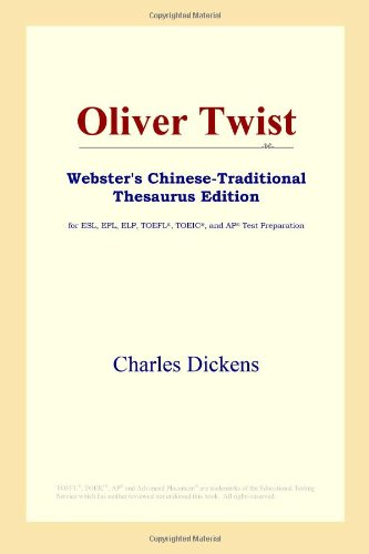 Oliver Twist (Webster's Chinese-Simplified Thesaurus Edition)