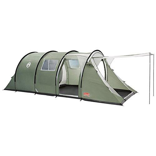 coleman-tenda-per-6-persone-colore-verde-grigio