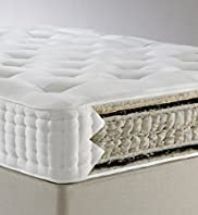 Autograph Luxury 3400 Mattress - Medium Support - 7 Day Delivery