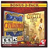 Civilization III Gold Edition / Civ City Rome Bonus 2-Pack