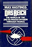 Das Reich: March of the Second Ss Panzer Division Through France (003057059X) by Hastings, Max