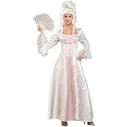 GSG Designer Marie Antoinette Costume Adult Halloween Fancy Dress (Marie Antoinette Halloween Costume)