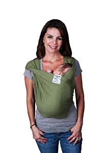 Baby K'tan Baby Carrier, Sage Green, Large (Discontinued by Manufacturer)