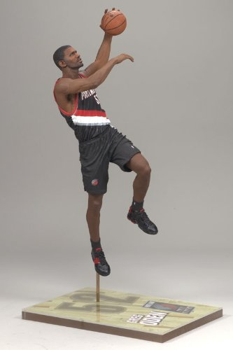 GREG ODEN / PORTLAND TRAIL BLAZERS * 6 Inch Series * McFarlane NBA SERIES 14 SPORTS PICKS Basketball Action Figure