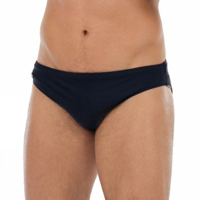 Lacoste Slip Swimsuit Mens Costume Dark Blue