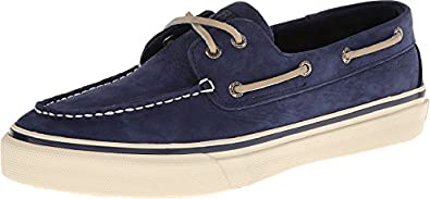 Sperry Top-Sider Men's Washable Bahama 2 Eye Boating Shoe,Navy,7 M US