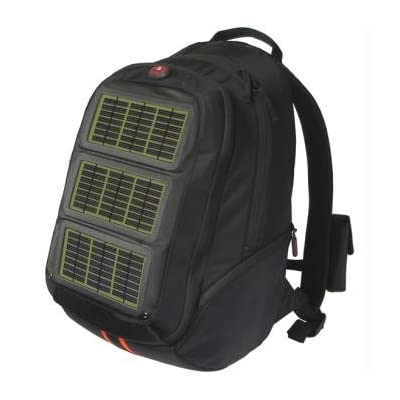 Solar Charger Backpack Voltaic 1002 G Solar Panels