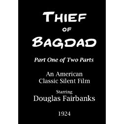 Thief of Bagdad - Part 1